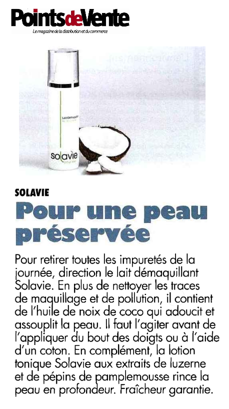 Points de Vente Magazine