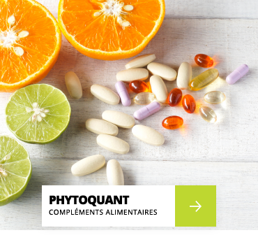 Phytoquant, compléments alimentaires